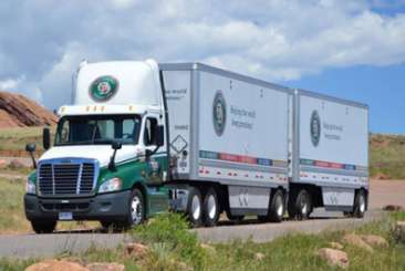 ODFL 物流のネックを解消する小口トラック輸送会社